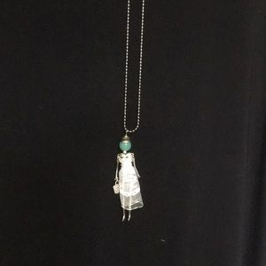 Jewelry - French doll necklace